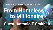 FROM HOMELESS TO MILLIONAIRE