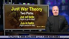 Just War Theory:  Can Christian Soldiers go to W...