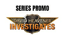 David Heavener Investigates Series Promo (Request it on your local TV station)