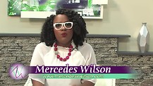 Mercedes Wilson Show with guest Aitina Fareed-Cooke (A.I. The Anomaly)