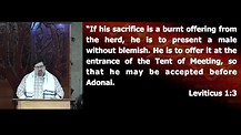 Making Aliyah to the Lord.