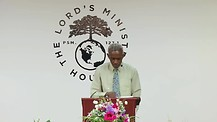 The Ministry Of The Holy Spirit-Part.3 - Why Being Filled-1.2 by Pastor Ian M Taylor