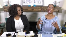 Prayer Changes Things with Guest, Evangelist Gina Marie Saddler, Part 2, Ann Anderson