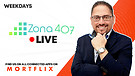 Zona 407 Live Show Episode #1