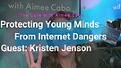 Protecting Young Minds from Internet Dangers