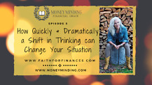 How Quickly & Dramatically a Shift in Thinking can Change Your Situation, Sam Piercy