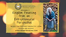 Kingdom Financing from an Entrepreneurial Perspective, with Sam Piercy