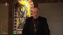 Desde el Santuario de la Misericordia Divina  (WI, EE.UU) Monseñor Jean Marie, snd les habla