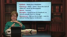 12 Tribes -Episode 221- Reuben, Dr. Mary Bostrom -
