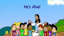 Sabbath School - He's Alive
