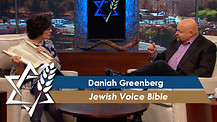 Daniah Greenberg | The Jewish Voice Bible
