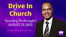 Surviving The Drought - Jonathan Jackson