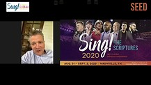 Keith Getty shares highs and lows from Sing! Global conference 2020
