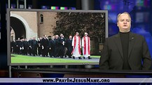 Chaplain Booted After LGBT Sermon