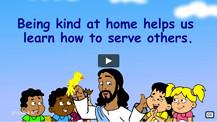 Children's Sabbath School - Jacob's Journey Ends