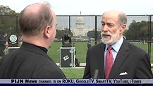 Dr. Chaps speaks with Frank Gaffney founder of the Center for Security Policy
