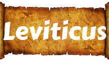 The Revealed Message in Leviticus. Chapter 1