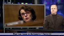 Senators Caught Hating Religion Of Amy Coney Barrett