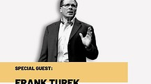 Apologist Frank Turek. I don't have enough faith to be atheist