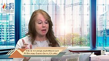 His Healing Word with Jacqueline Priestley - Where Your Words Are Taking you Part 2