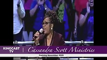 Dr. Cassandra Scott on KingCast TV