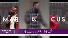 Marcus D. Wiley Comedy Hour Promo