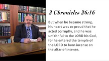 Bible Chronology (33): From the Temple to Artaxerxes (8)