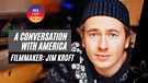 A Live Conversation with Filmmaker Jim Kroft