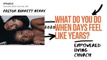 Barrett Berry || Empowered Living WORSHIP || Sunday, November 15, 2020