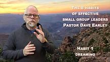 Habit 1 - Dreaming