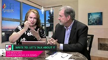 Guest, Paul Moody, Part 2 - Let's Talk About It with Jackie Priestley