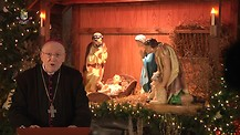 A few days away from Christmas, Bishop Jean Marie Speaks to you