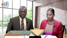 The Law of Faith Part 1 - The Lifestyle of Faith and Power with Dr. Juan Williams and Tracy L. Willi