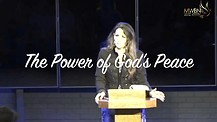 The Power Of God's Peace- Apostle Cathy Coppola