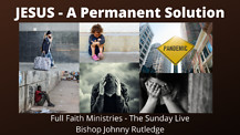 (*New) | Jesus a Permanent Solution to Temporary Probelms