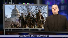 Will The 21,000 National Guard Troops Ensure A Peaceful Inauguration In Dc And Stop Any More Violenc