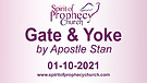 Spirit of Prophecy Church 01/10/2021