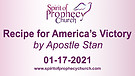 Spirit of Prophecy Church 01/17/2021