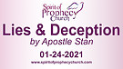 Spirit of Prophecy Church 01/24/2021