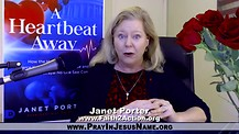 Why Does Janet Porter Have Such Deep Hope in God's Current Work in America?