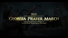The Georgia Prayer March & Samson Prophecy