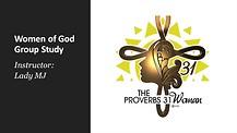 S1 E2 PROVERBS 31 WOMEN