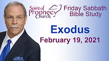 Spirit of Prophecy Church - Friday Bible Study 02/19/2021