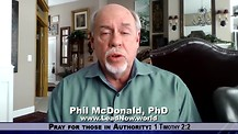 "Dr. Chaps interviews Phil McDonald, author of ""Unreal: Adventures of a Family's Global Life"""