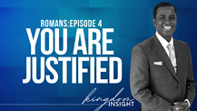 You Are Justified | Dr. Kazumba Charles