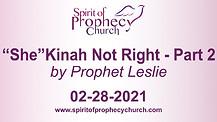 Spirit of Prophecy Church - Sunday Service 02/28/2021