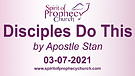 Spirit of Prophecy Church - Sunday Service - 03/...