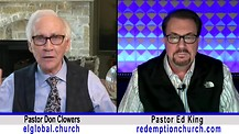Will God Bless America? Pastors Don Clowers & Ed King