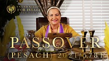 Passover (Pesach) 2021/5781