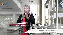 No Spiritual Growth Without Obstacles (Joy in the Word Ministries with Pastor Katie Evans)